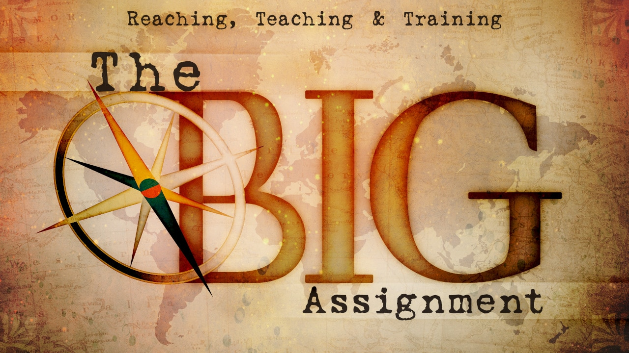 The Big Assignment–Part 2
