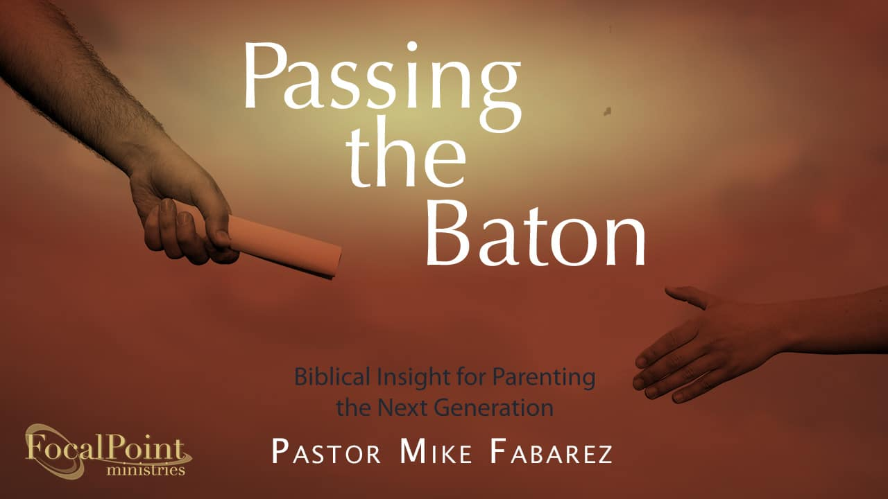 Passing the Baton Series