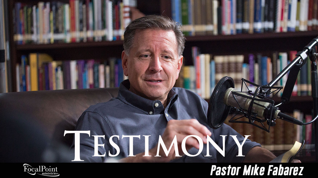 Ask Pastor Mike-Mike's Testimony