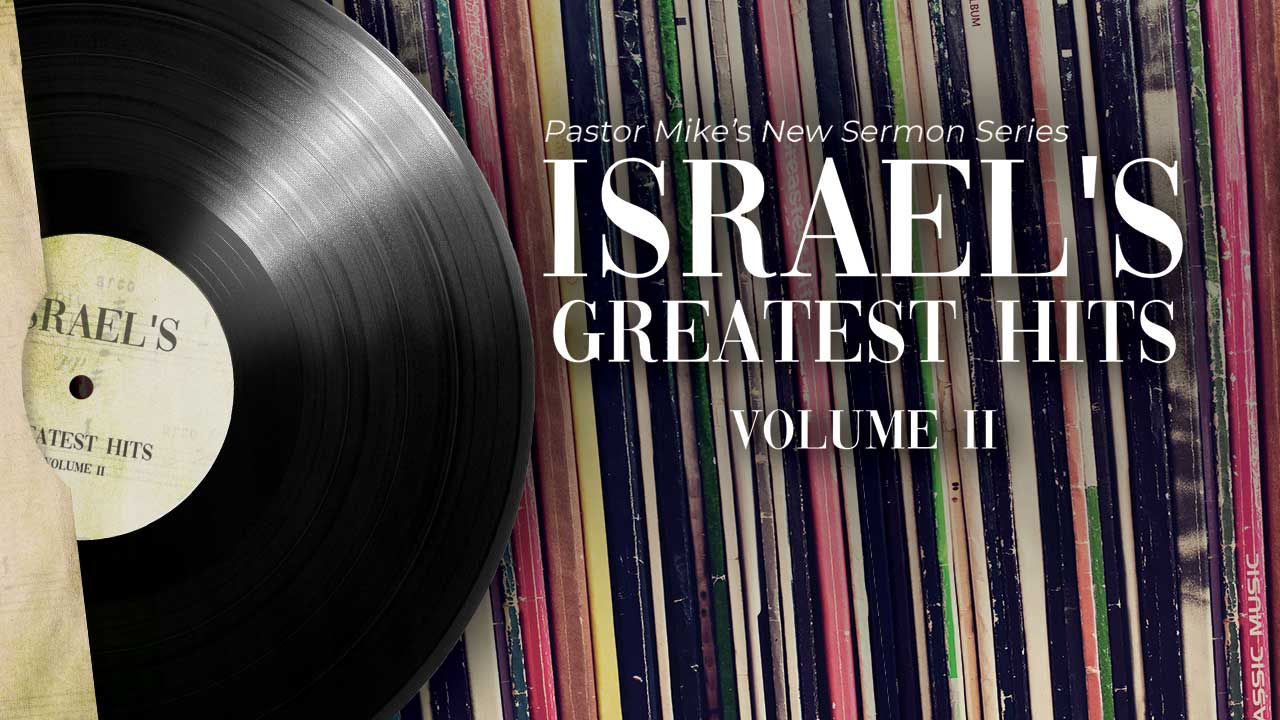 Israel's Greatest Hits Vol II Series