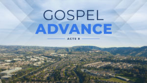 Gospel Advance-Part 1